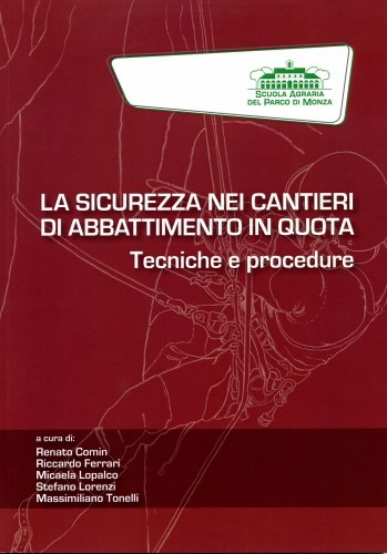 """La sicurezza nei cantieri di abbattimento in quota - Tecniche e procedure"""